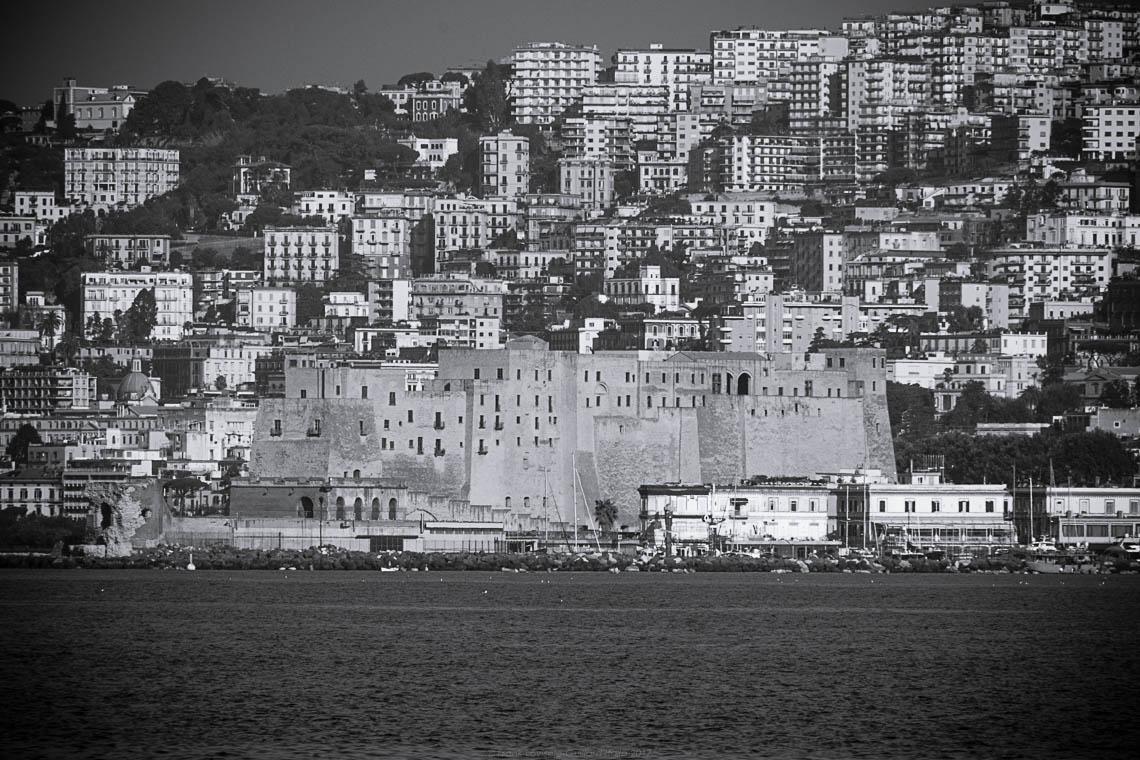 Napoli - Andiamo a Procida - Castel dell'Ovo