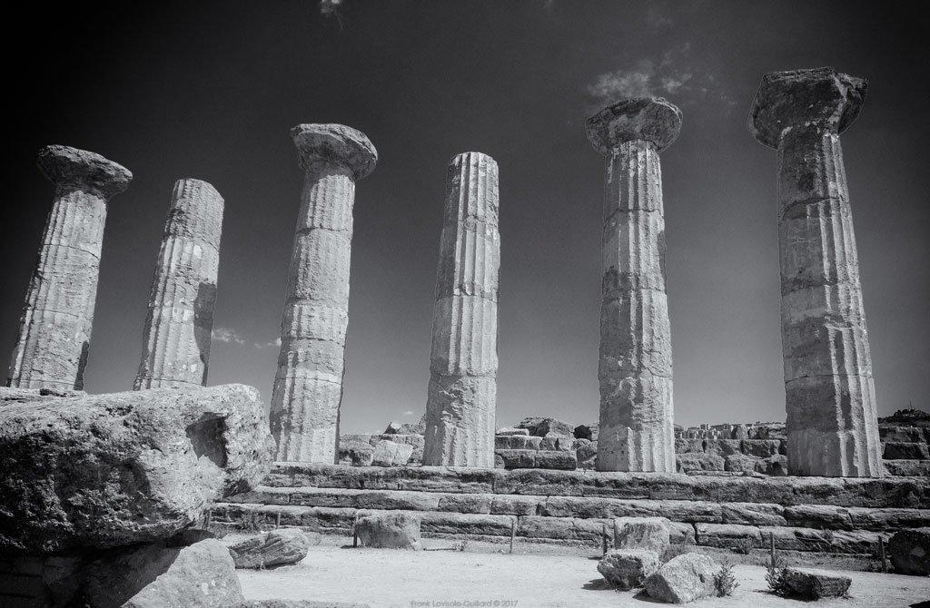 Sicilia -Valle dei templi - Agrigento