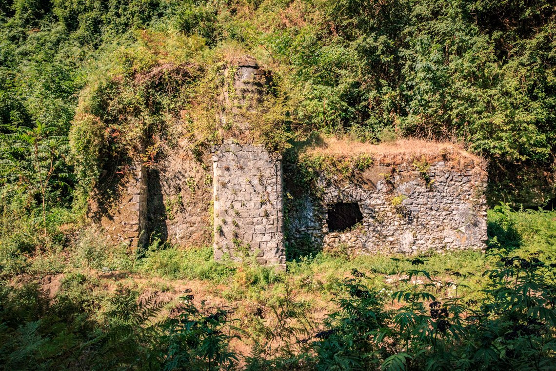 Gragnano - Valle dei Mulini