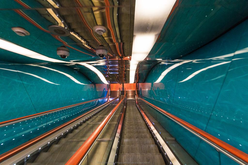 Metropolitana di Napoli - Università