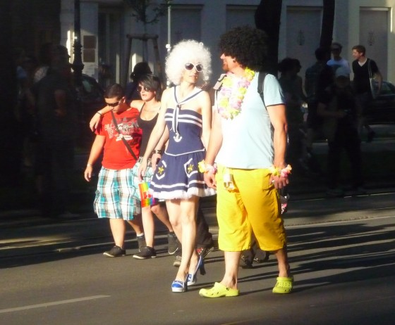 Gay Pride - Vienne 2012 - Frank lovisolo