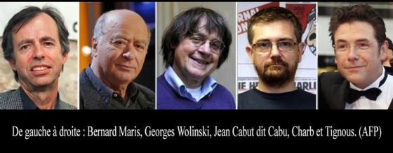 Charlie Hebdo - Lovisolo - Je suis Charlie