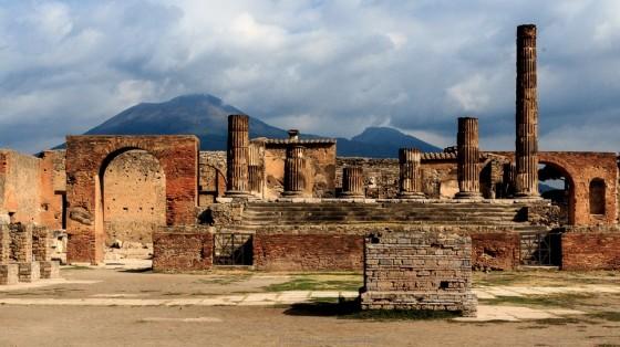 Pline - Herculanum - Pompei - Lovisolo