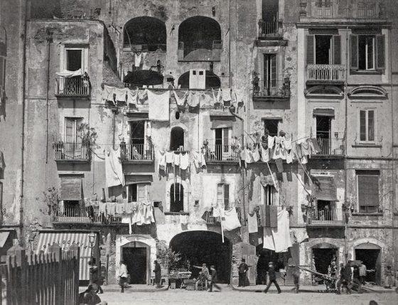 GIORGIO SOMMER 1834 - 1914 / NAPLES