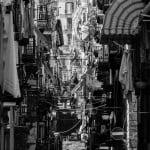 Napoli : La luce dei contrasti