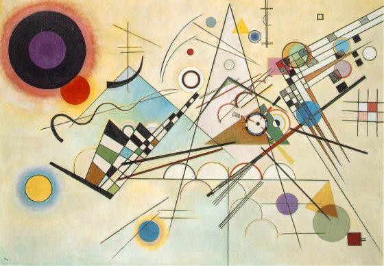 Wassily Kandinsky - Composition VII