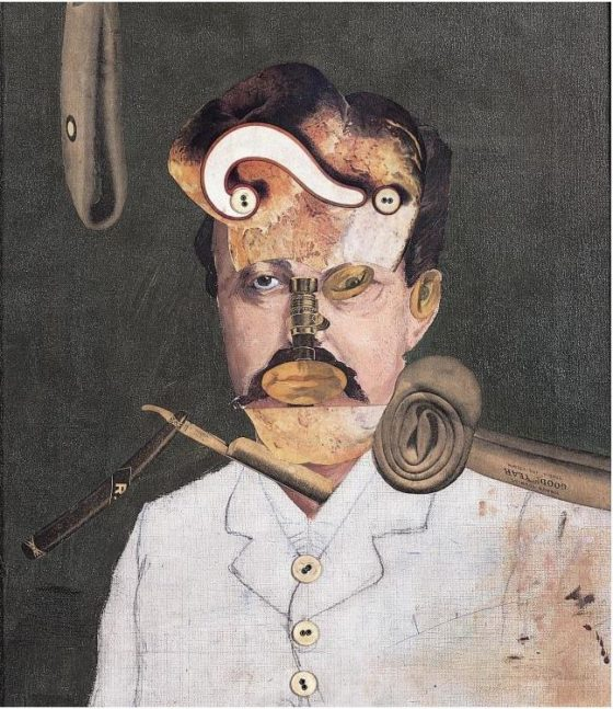 Georges GROSZ-Remember Uncle August-the Unhappy Inventor