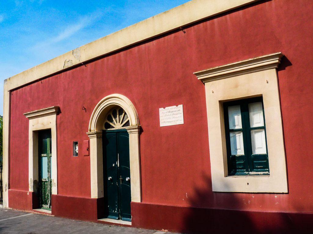 Maison d'Ingrid Bergman à Stromboli