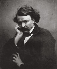 Nadar : Self-Portrait