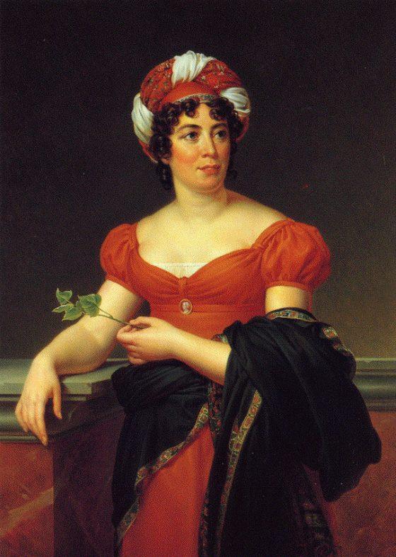 Madame de Staël - Corinne ou l'Italie