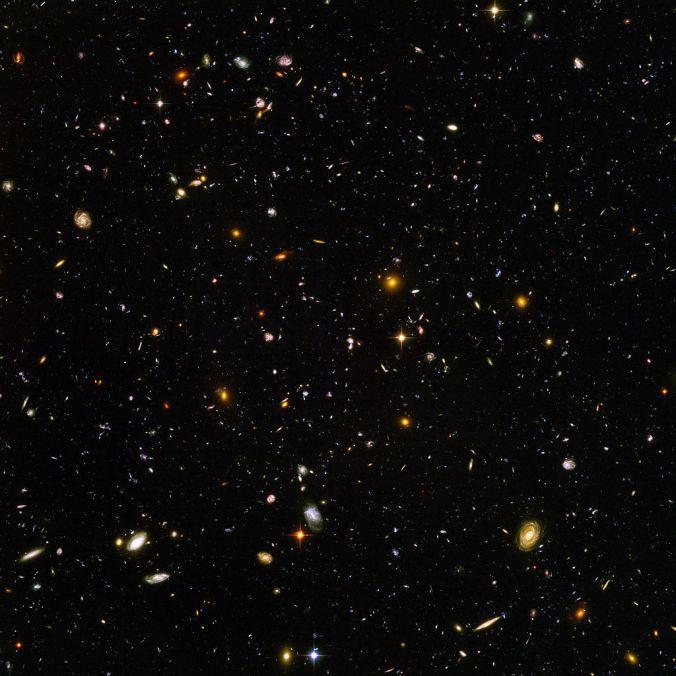 Sable et galaxies