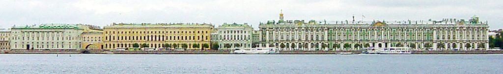 Le complexe de l' Ermitage