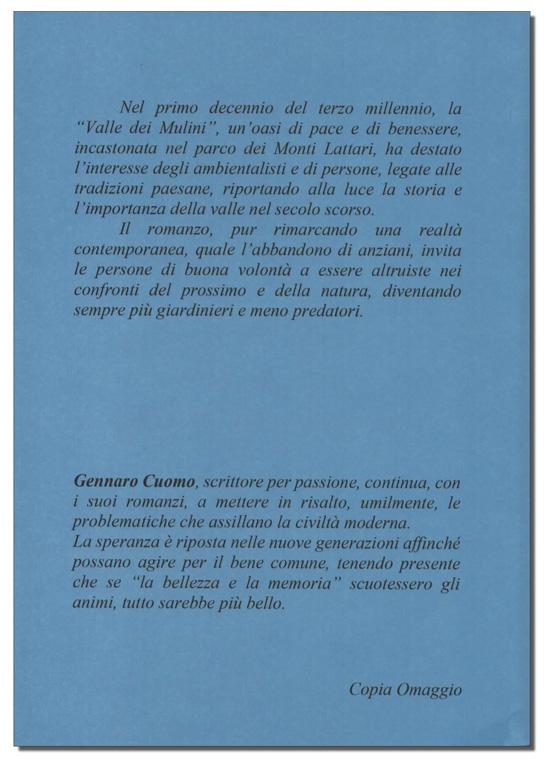 Italia - Gennaro Cuomo
