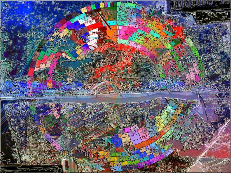 Math Art - lovisolo - Excel