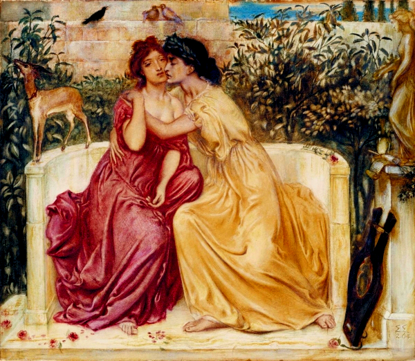 Sappho and Erinne