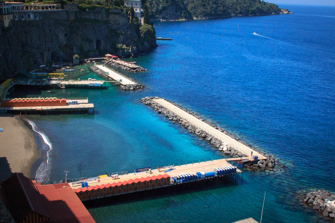 Sorrento, Surriento en napolitain