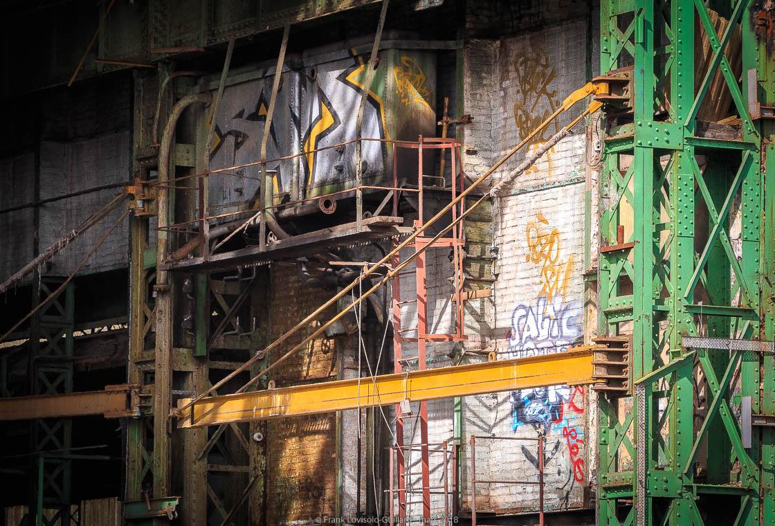 Atelier de mécanique - La Seyne