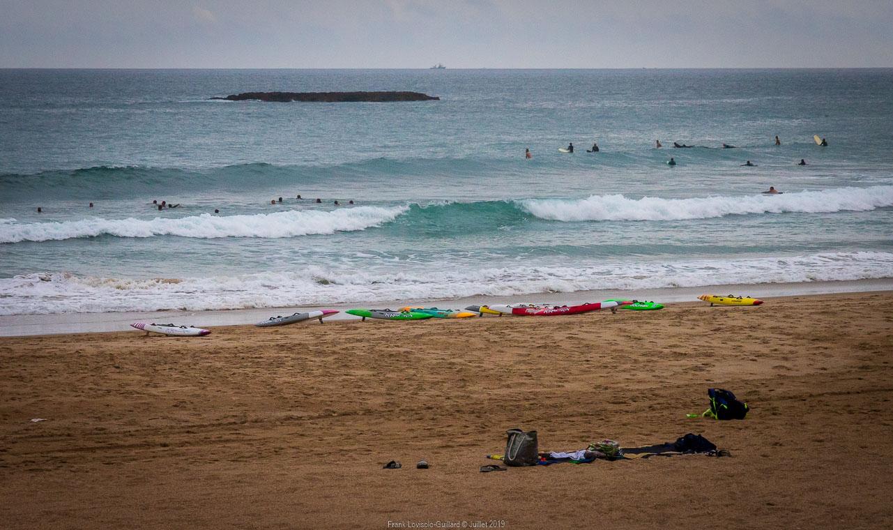 Biarritz Juillet 2019