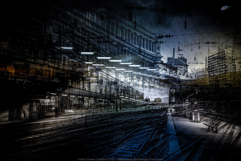 Delinquance geométrique & ferroviaire