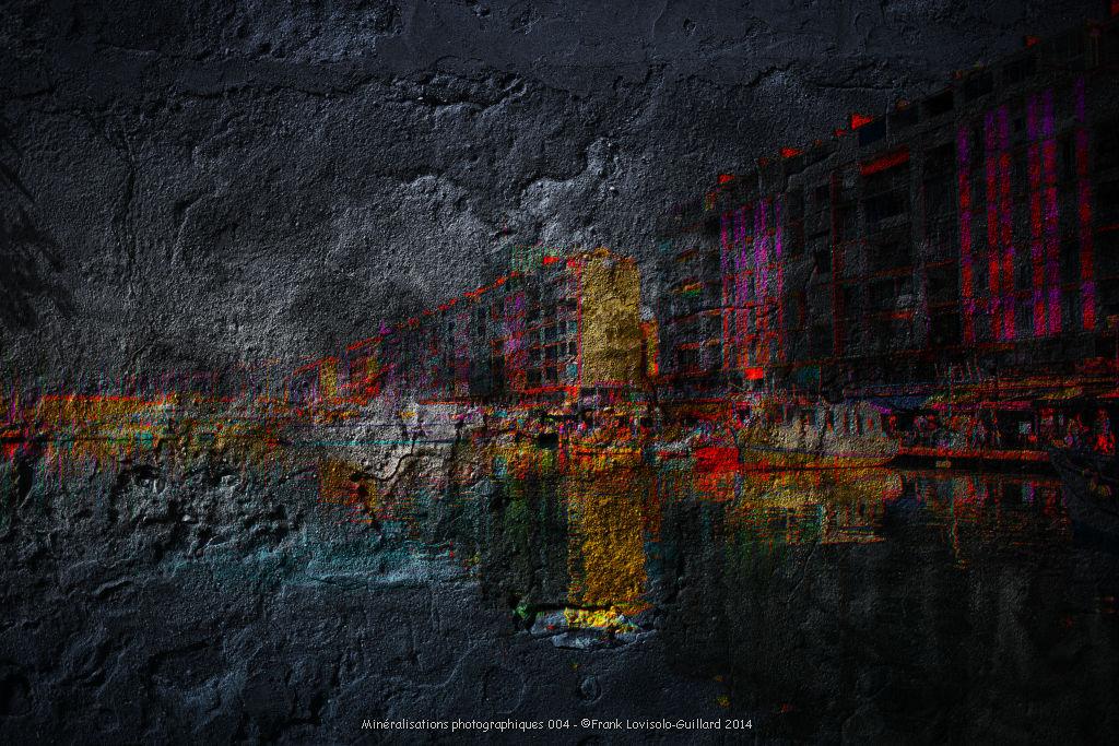 Douze minéralisations photographiques - Frank lovisolo