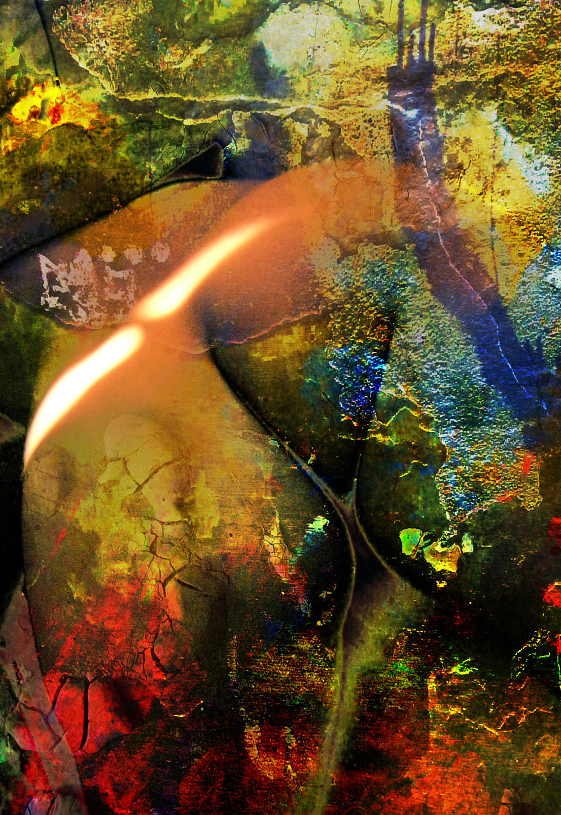 Frank Lovisolo - Exposition virtuelle le vol d'une nuit