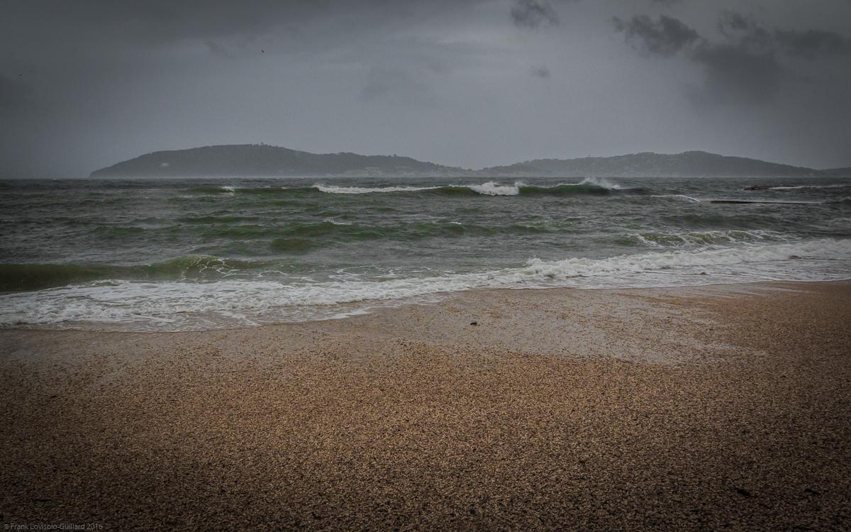 14 octobre 2016 tempête à Toulon