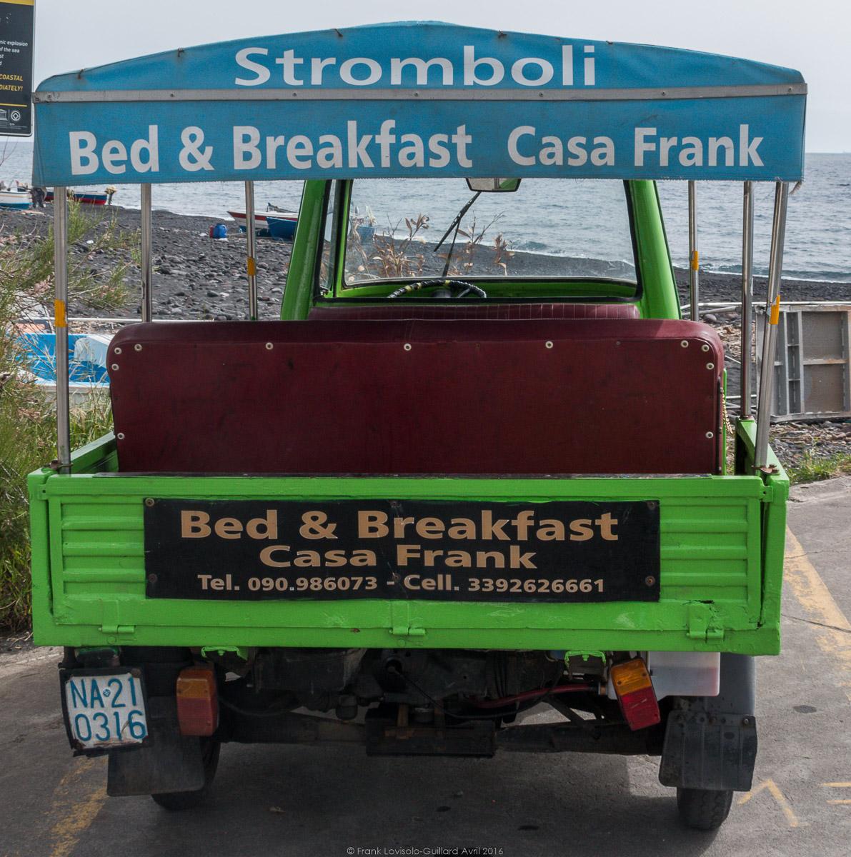 Ile de Stromboli