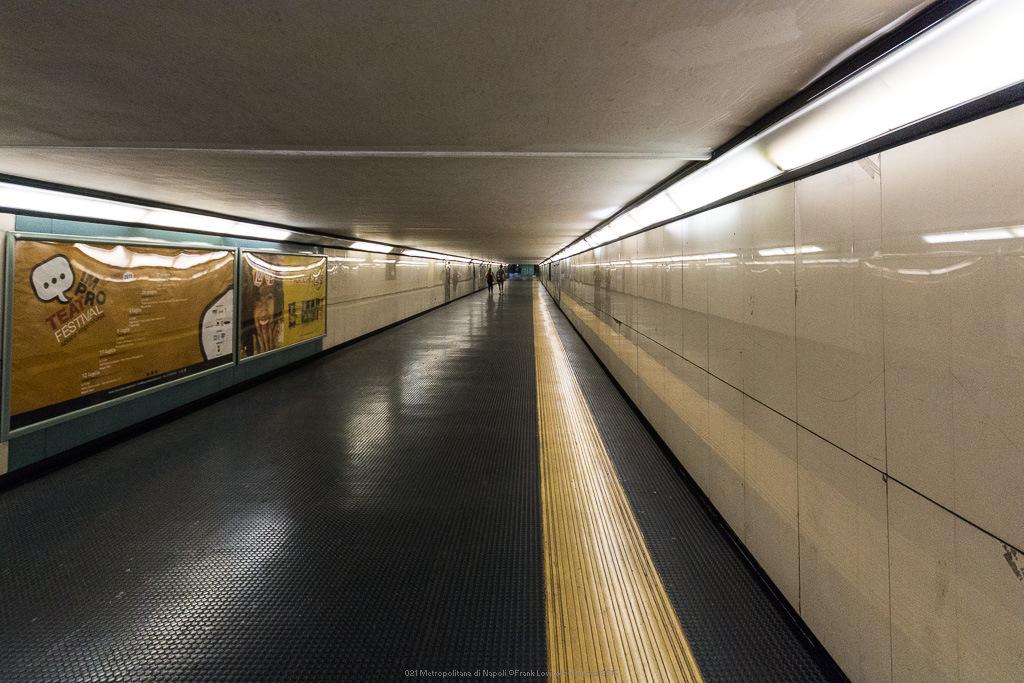 021 metropolitana di napoli