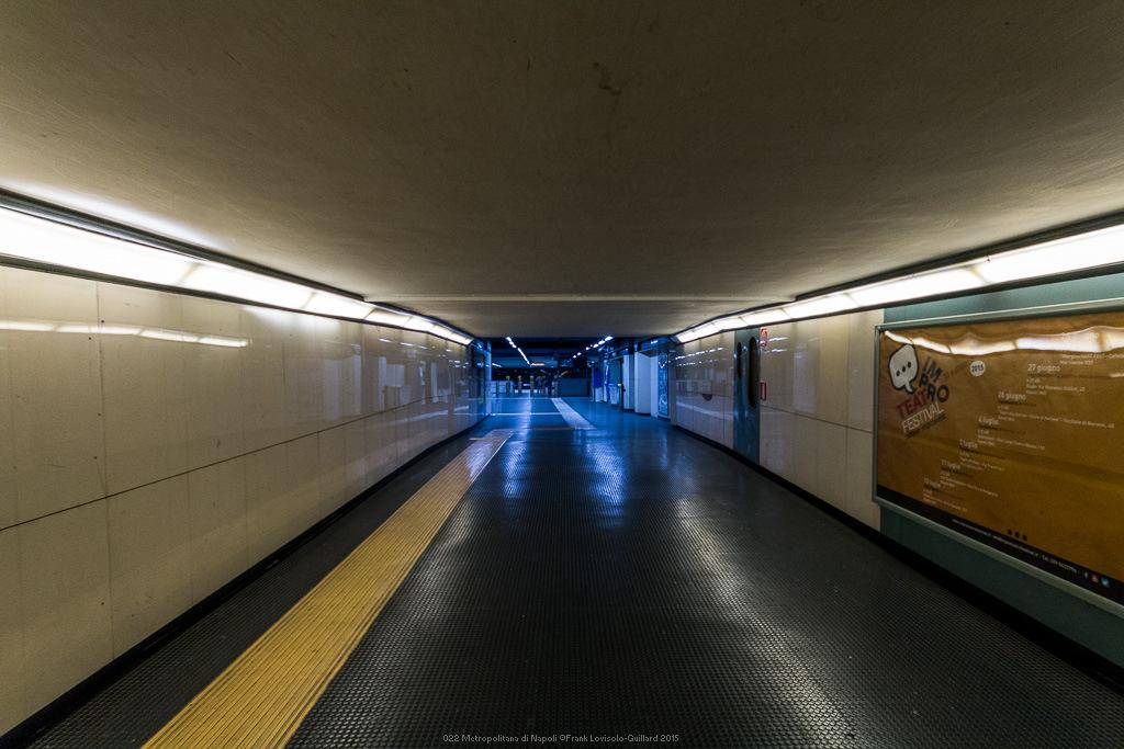 022 metropolitana di napoli