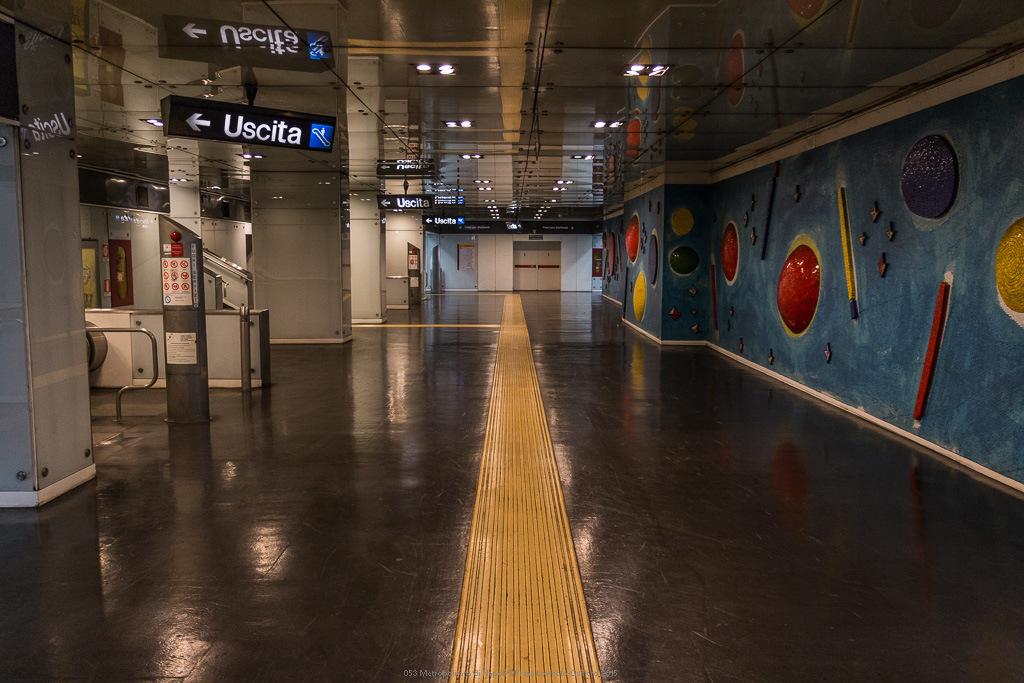 053 metropolitana di napoli