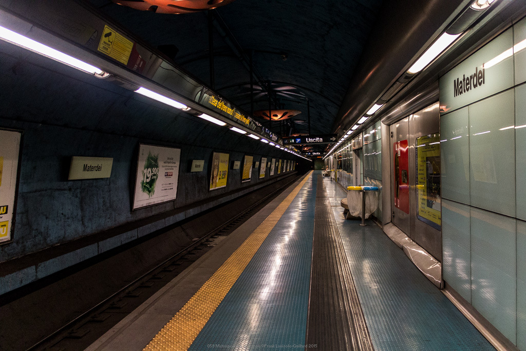 059 metropolitana di napoli