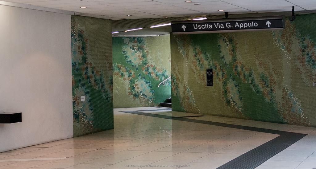 061 metropolitana di napoli