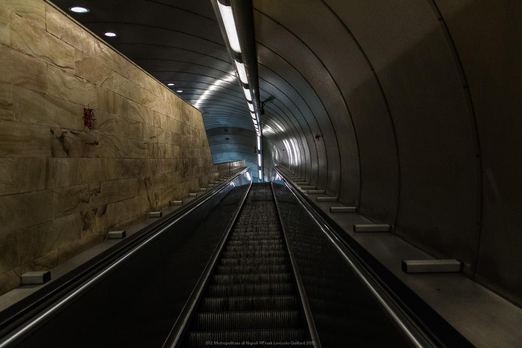 072 metropolitana di napoli