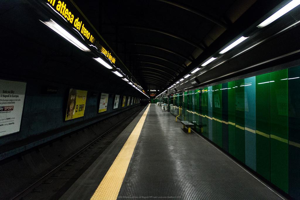 080 metropolitana di napoli