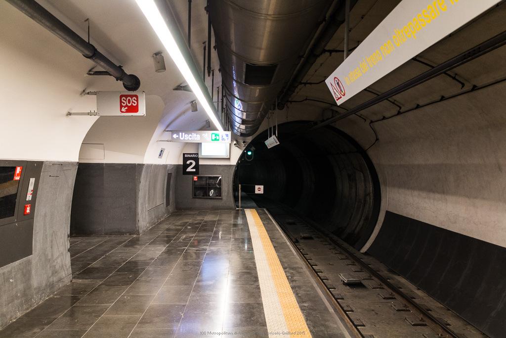 100 metropolitana di napoli