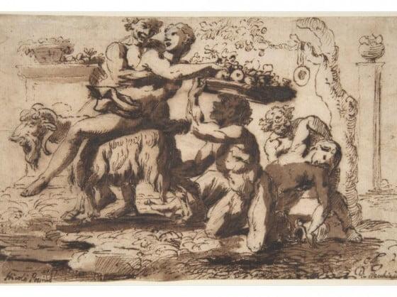 Lovisolo - Bacchanale Nicolas Poussin 1635–1636