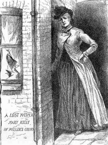 Mary Kelly - Jack l'éventreur