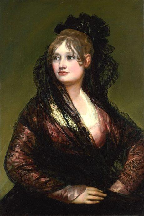 Dona-Isabel-de-Porcel-Goya