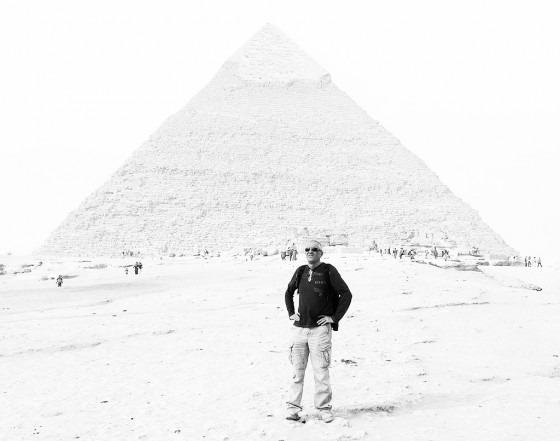 pyramid - Gizeh - 2008 - Welcome to my beat - lovisolo