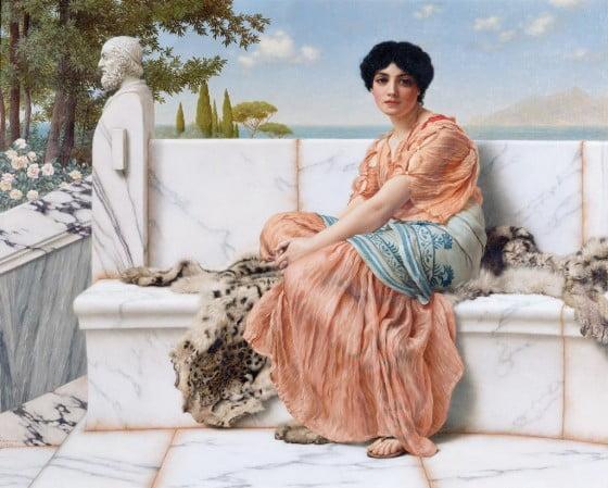 Sappho de Lesbos