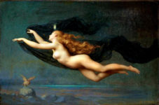 La Nuit by Auguste Raynaud 1