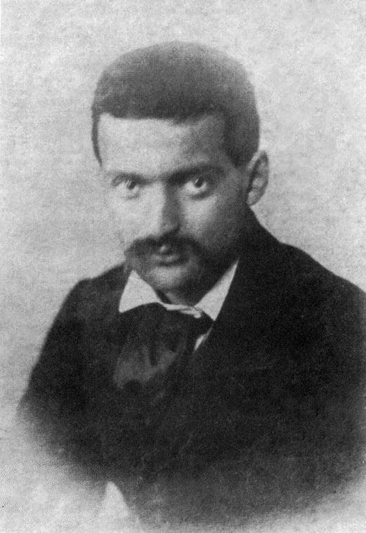 Paul Cézanne 1861
