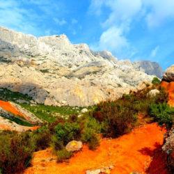 Red Landscape