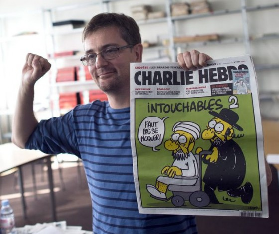 FRANCE-ISLAM-RELIGION-WEEKLY-CHARLIE-HEBDO
