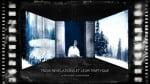 affiche - Trois révélations et leur Triptique – La boite à l'étiquette bleue