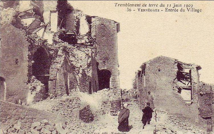 Vernègues_-_tremblement_de_terre_du_11_juin_1909_(1) - Campagne Aixoise - lovisolo