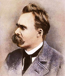 Le vol d'une nuit - Friedrich_Nietzsche