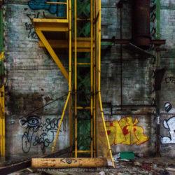 L'Ancien Atelier de Mécanique au chantier naval de la Seyne sur Mer – Photos