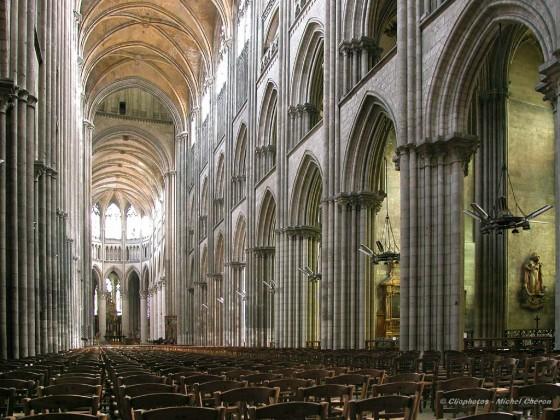 rouen cathedrale - Dynamique - Lovisolo