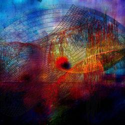 Gravitational Waves – Décomposition pour les courbatures de l'espace temps.